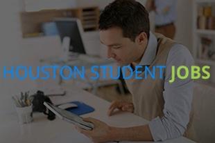 Houston Student Jobs